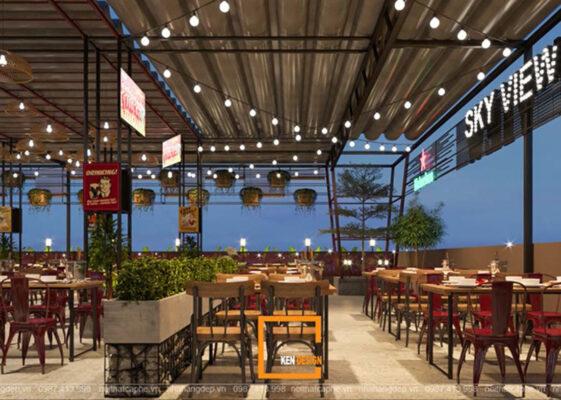 Thi Cong Quan Cafe Khung Thep (2)