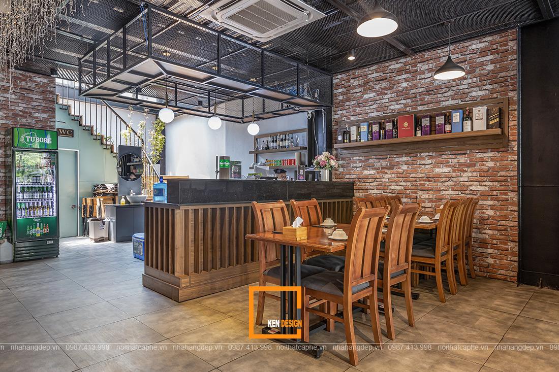 Thi Cong Nha Hang Beer Sapphire 11