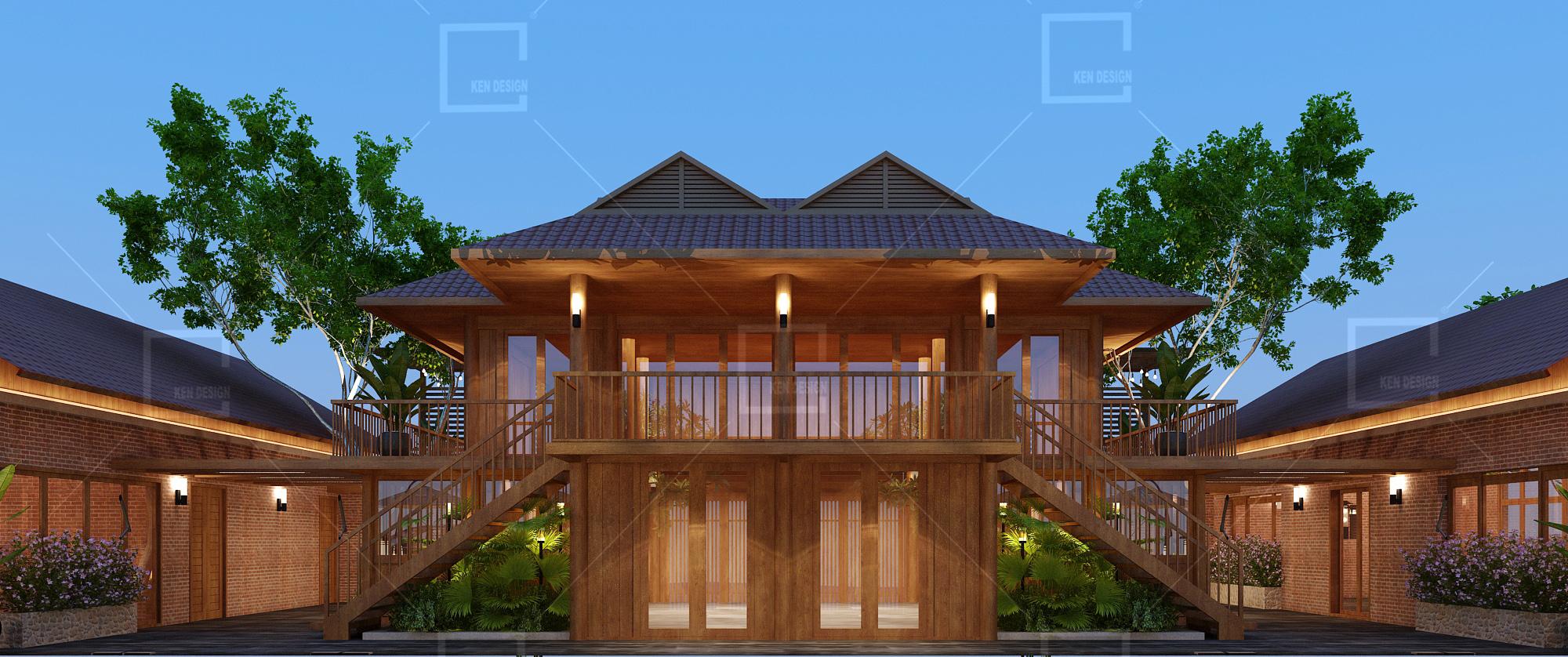 Thiet Ke Nha Hang 2 Tang 018