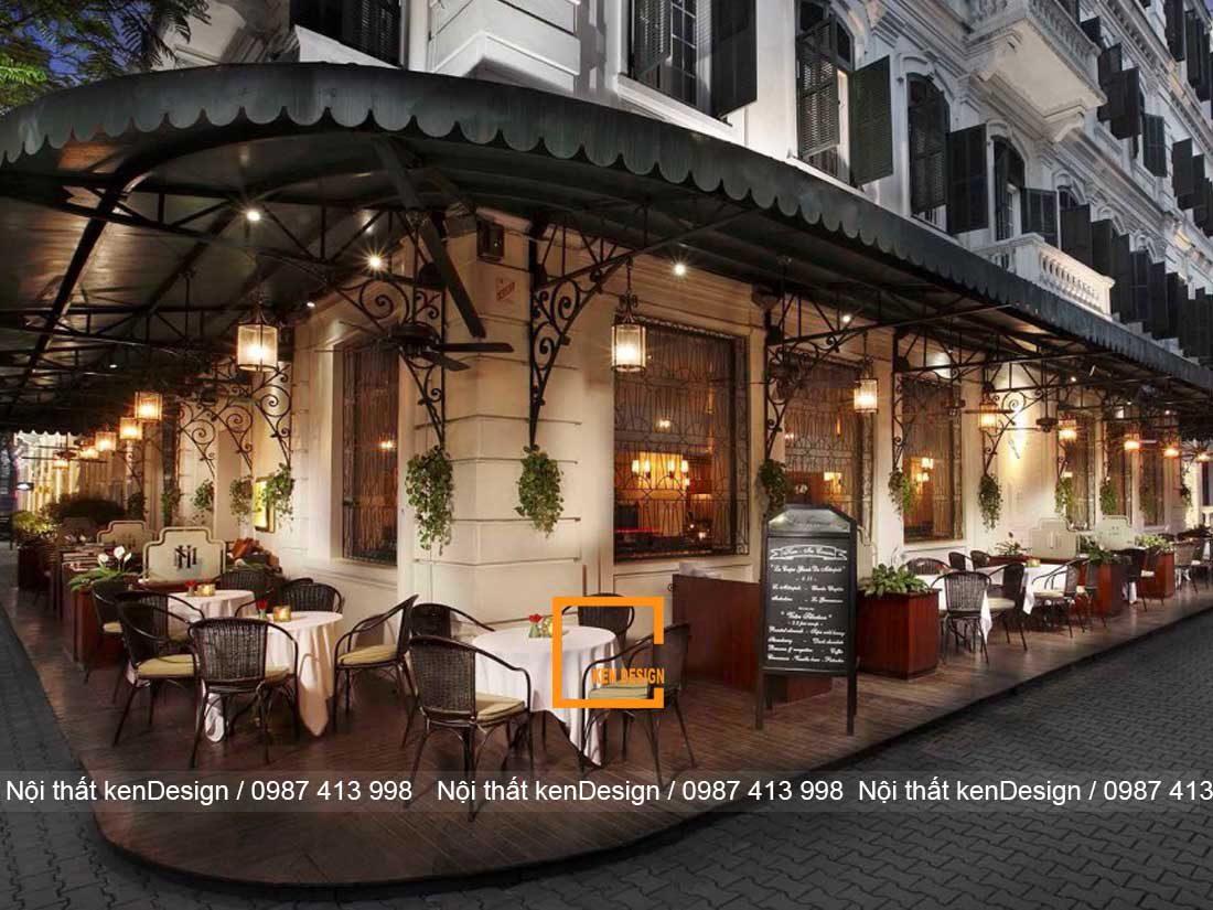Thiet Ke Quan Cafe 2 Mat Tien (3)
