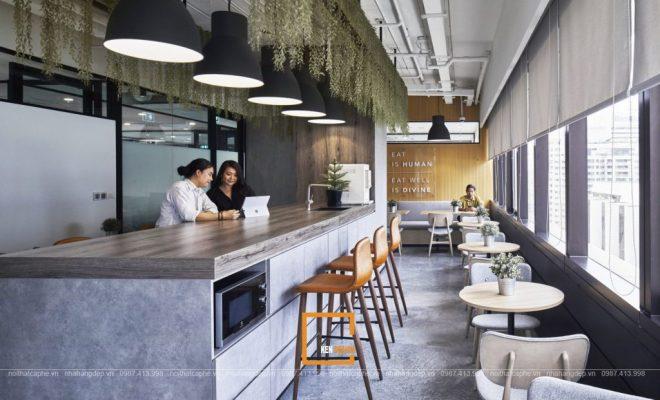 Thiet Ke Quan Cafe Van Phong 4