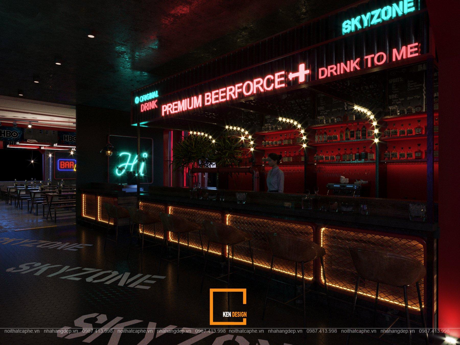 Thiet Ke Beer Club Skyzone 05