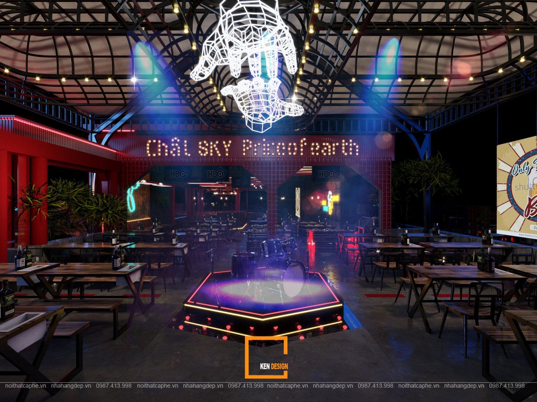 Thiet Ke Beer Club Skyzone 09