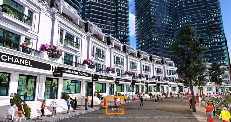 Thiet Ke Nha Hang Shophouse